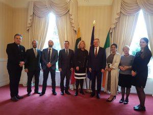 Ireland Lithuania Trade