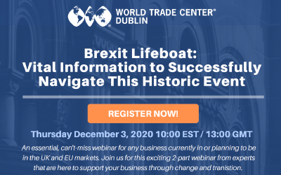 Brexit Lifeboat: Vital Information to Successfully Navigate This Historic Event