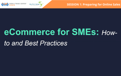 Session 1: eCommerce for SMEs: How To and Best Practices
